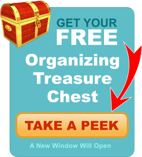FREE Organizing Treasure Chest GET YOUR TAKE A PEEK A New Window Will Open