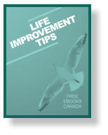 LIFE IMPROVEMENT TIPS FREE EBOOKS CANADA