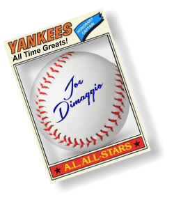 Joe Dimaggio All Time Greats!