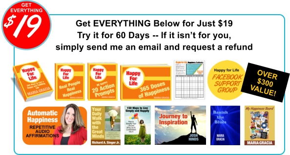 Get EVERYTHING Below for Just $19 Try it for 60 Days -- If it isn't for you, simply send me an email and request a refund $19   GET EVERYTHING OVER $300 VALUE!