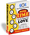 time management tips book cover